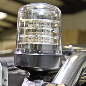 Britax B200 series LED beacons ECE R65