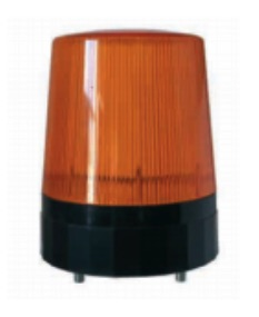 LAP Low Profile Xenon Beacons (DLP & DLT Range)