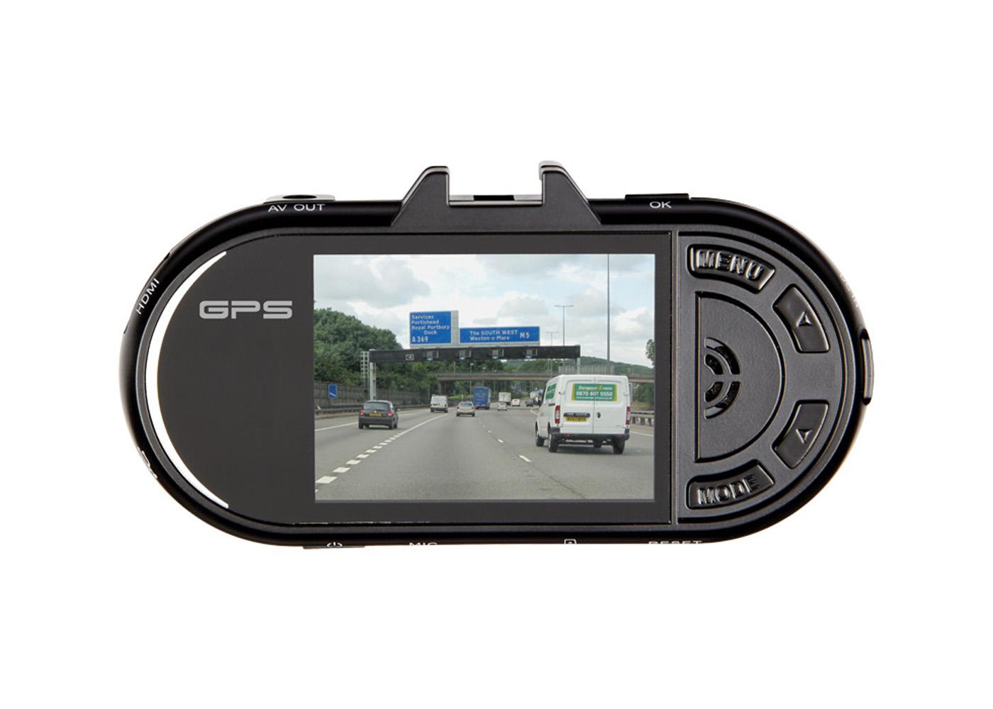 RING GPS Dash Camera RBGDC200