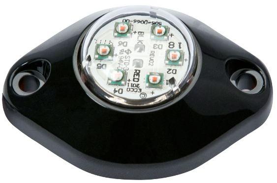 ECCO Hide A LED Concealed Warning LEDS