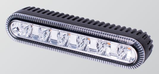 ECCO Surface Mount LED Warning Light ED5000 Series