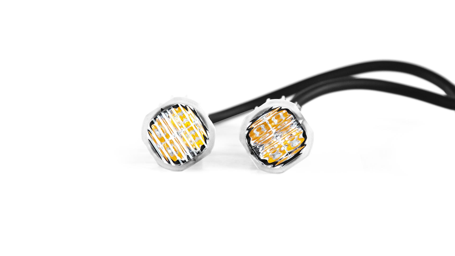 UR04 Covert LED warning lamp