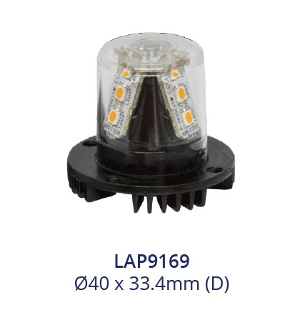 LAP Recess & Surface Mount LED Modules