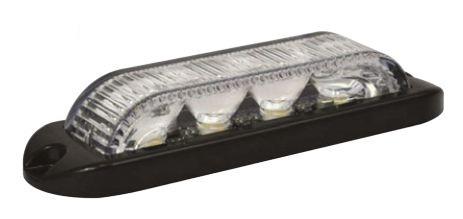 180 Wide Angle Warning Lamps