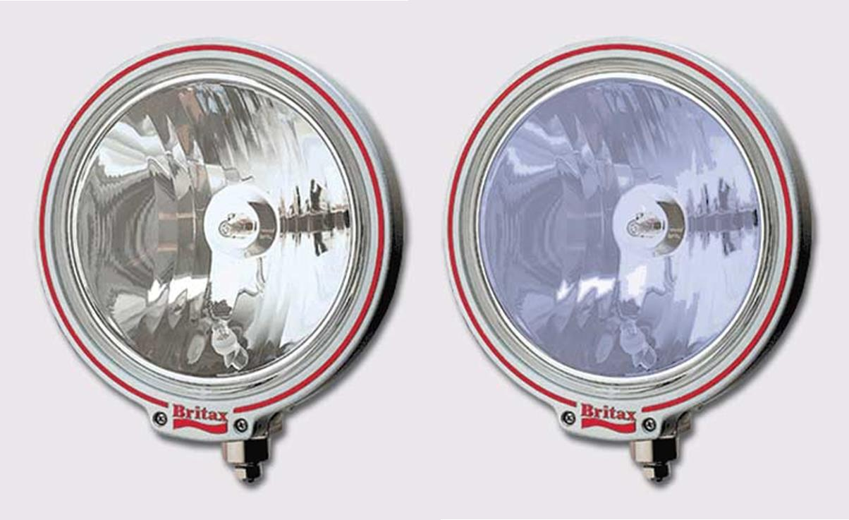"Britax 9"" halogen driving lamp L09"