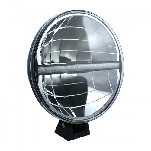 """LED Autolamps 9"""" Round LED Driving Lamp"""