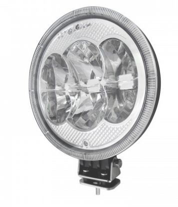 LEDA LED Driving Lamps - 2296SBM & 1786SBM