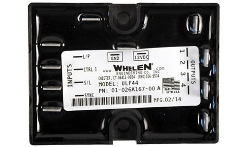 Whelen ULF44 LED flasher