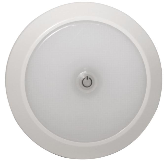 ECCO Interior Lighting ES0200 Series Round Flood Beam with Switch