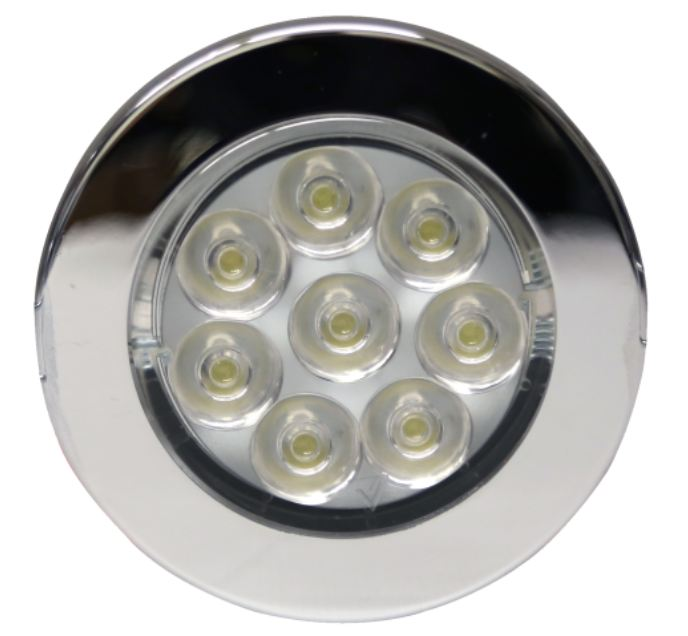ECCO Interior Lighting ES0200 Series Round Spot Beam