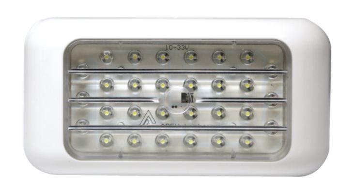 ECCO Interior Lighting ES0200 Series Square Flood Beam