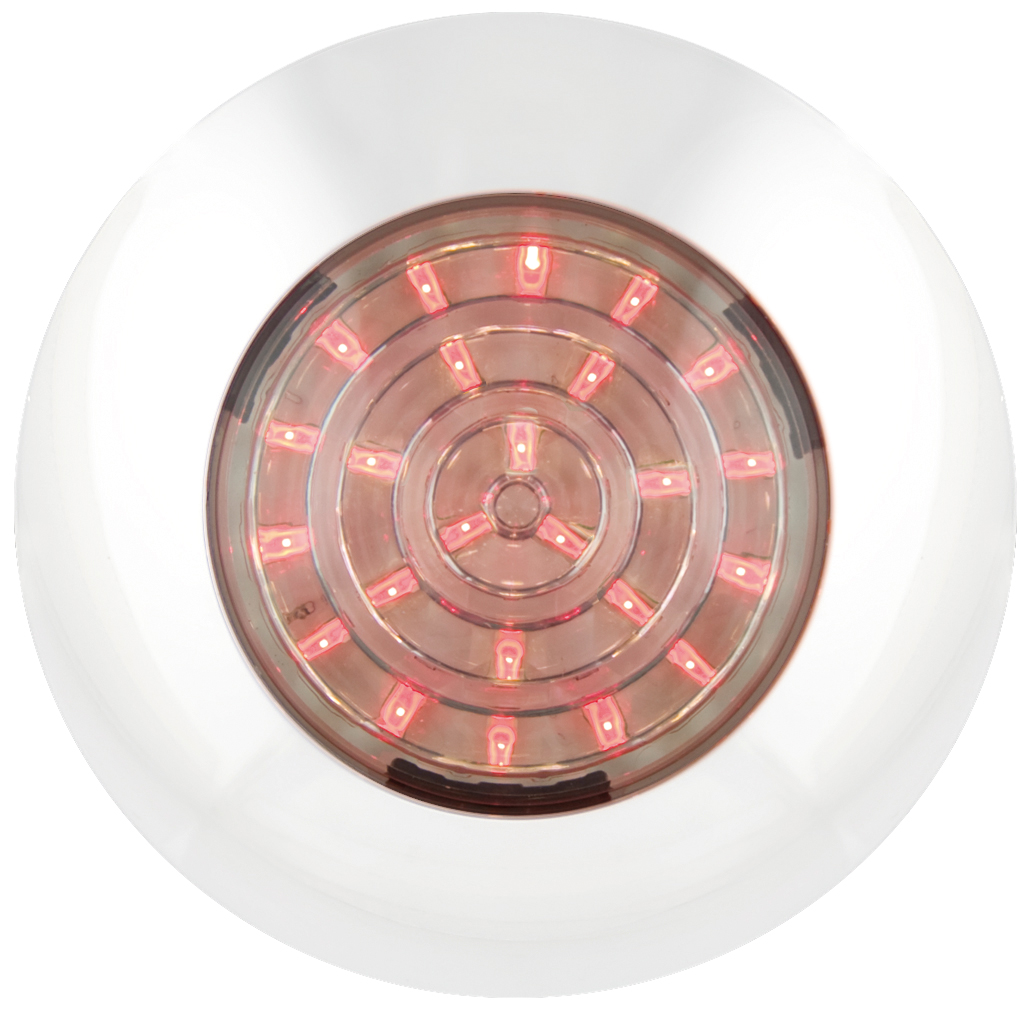 LED Autolamps Dual Colour Interior Lamps 7524 Series