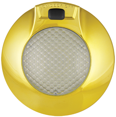 LED Autolamps Large round interior lamps