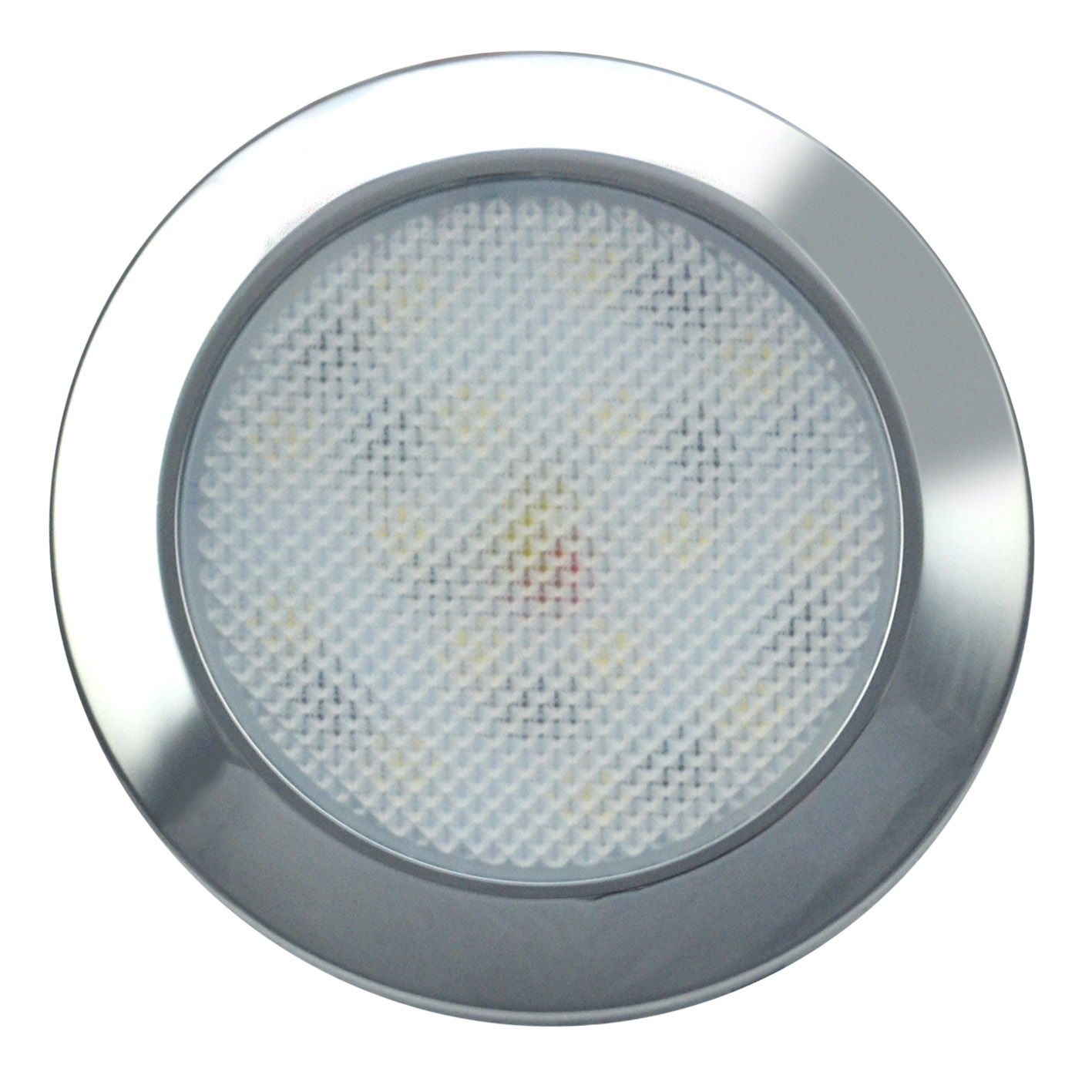 LED Autolamps Low profile round interior lamps