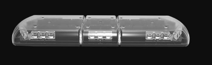 ECCO 12+ Series standard LED Lightbar