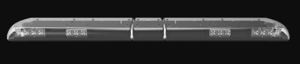 ECCO 12+ Series dual colour LED Lightbar