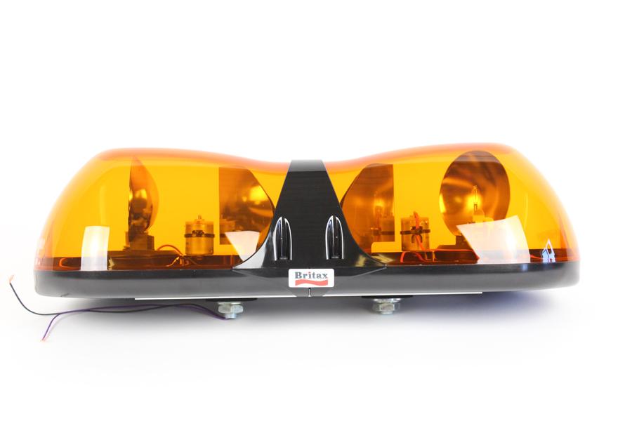 Britax Aerolite 2 rotator lightbars