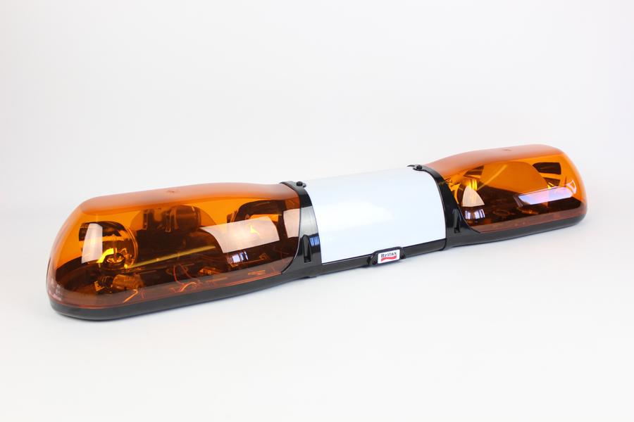 Britax Aerolite 4 rotator lightbars