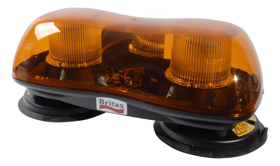 Britax A450 LED mini lightbar