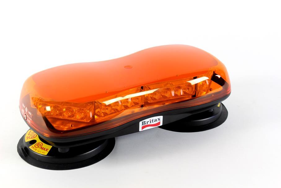 Britax A480 low profile LED mini lightbar