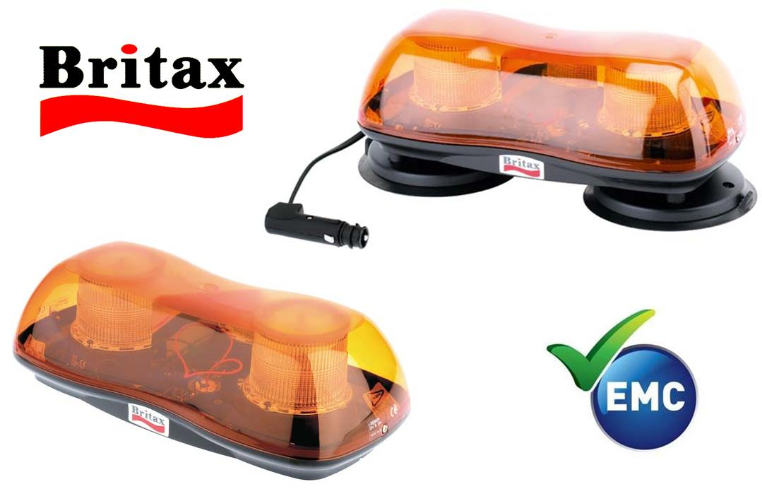 Britax A430 Xenon strobe mini lightbar