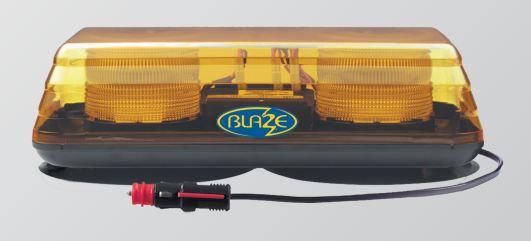 ECCO Blaze II Xenon Series Rotating Minibars 12/24V