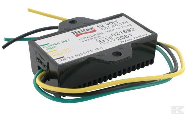 Britax E07 Smart Load Device