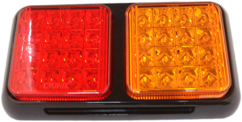 LAP 26001 Series rear lamps