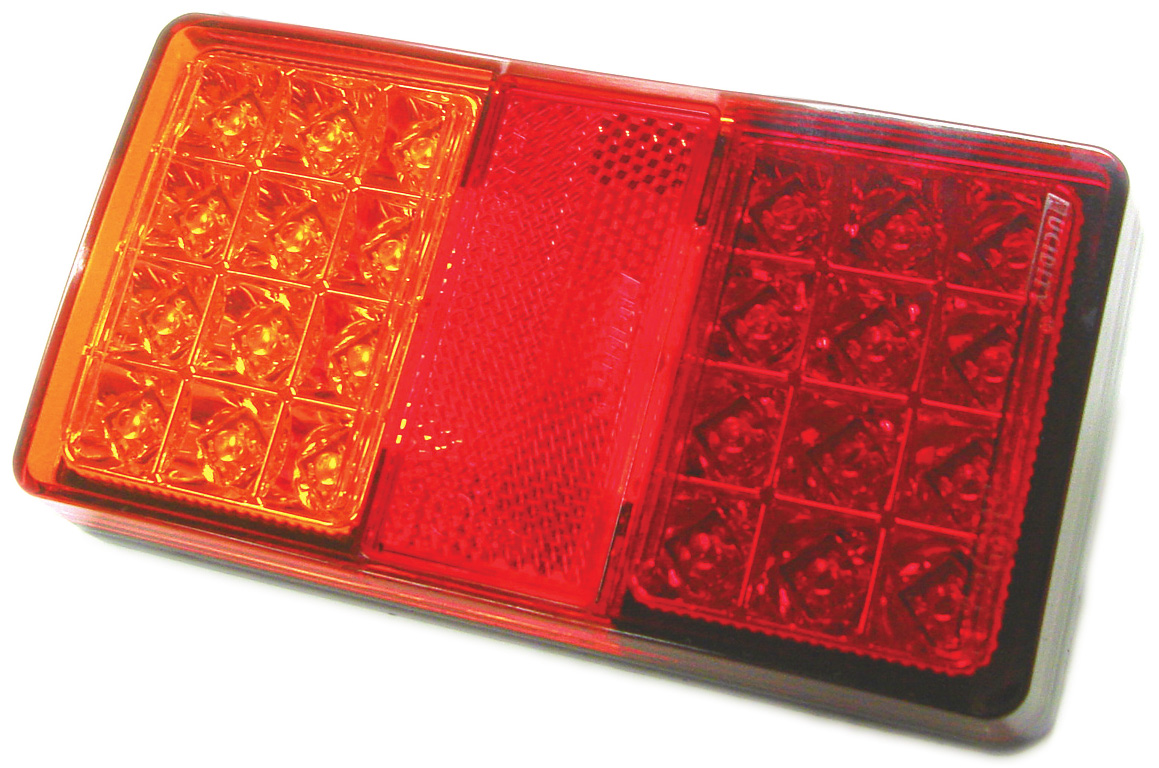 LAP 26002 Series rear lamps