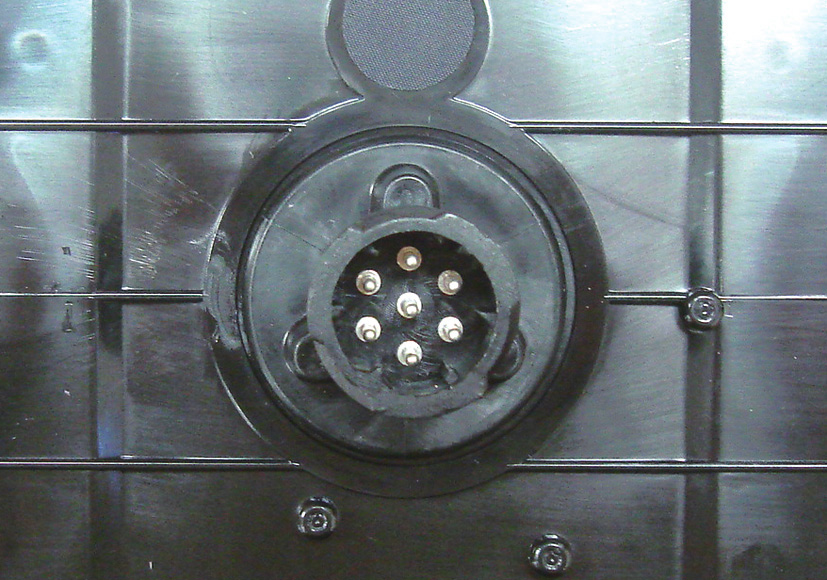 LAP 26006 Series rear lamps