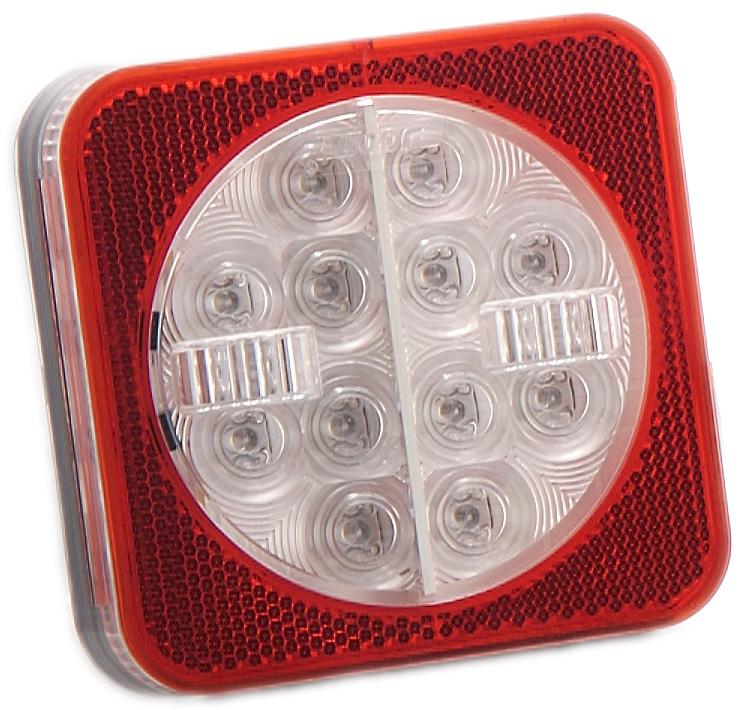 LAP 26010 Series rear lamps