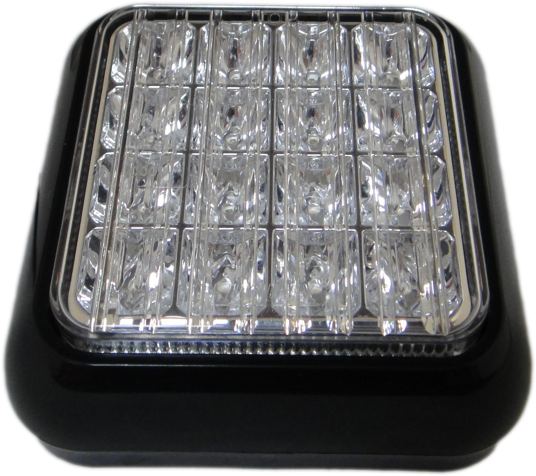 LAP 26018 square rear lamps