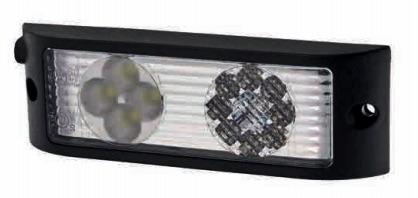 LAP CV110-1 Square Rear Llamps