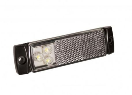 129 Series Low Profile Marker Lamps