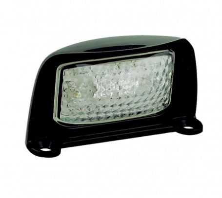 35 Series Number Plate Lamps / Plug & Play