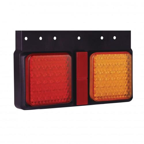 125 Series Heavy Duty Double Combination Lamp