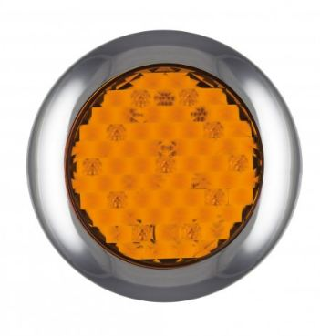 145 Series 145mm Round Rear Lamps