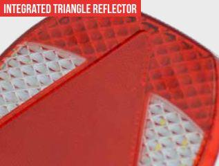 EU195 Series Low Profile Multifunction Trailer Lamps