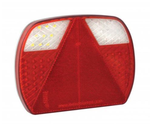 EU200 Series Low-Profile Multifunction Trailer Lamps