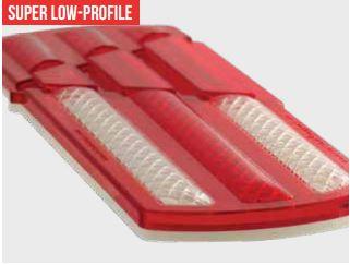 EU390 Series Low-Profile Multifunction Trailer Lamps