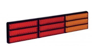J9 - 9-Module Slimline Combination Rear Lamps