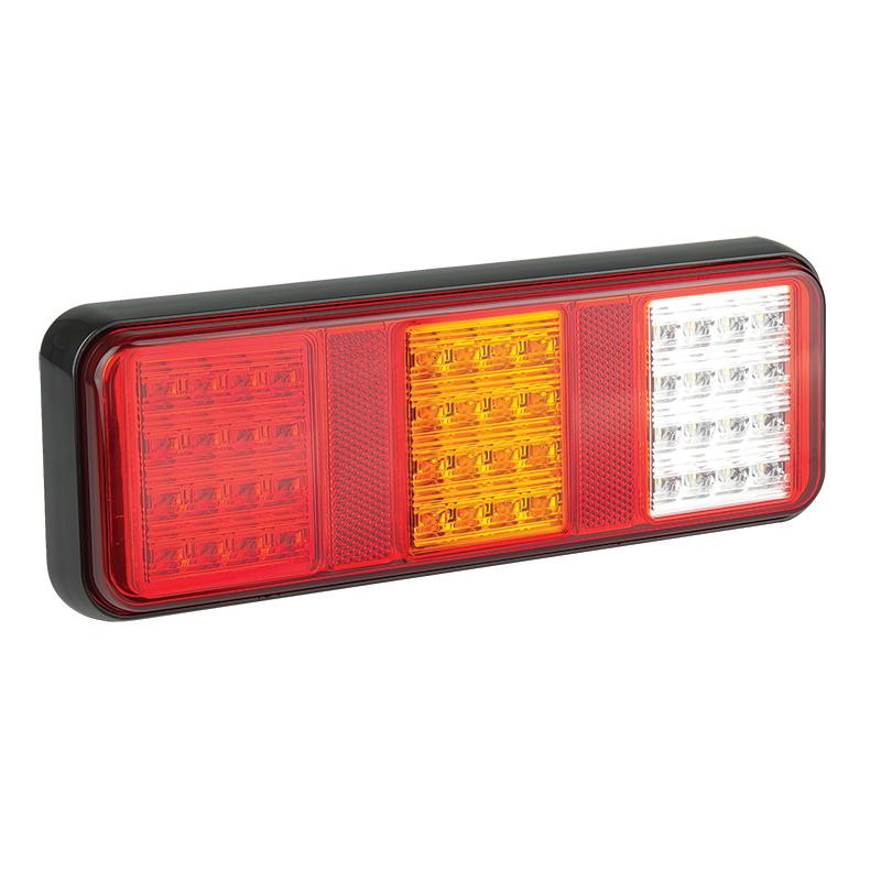 LED Autolamps 283 series Triple Combination Lamp