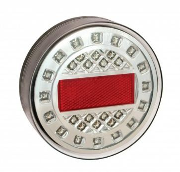 Maxilamp 1XR Series Round Rear Lamps