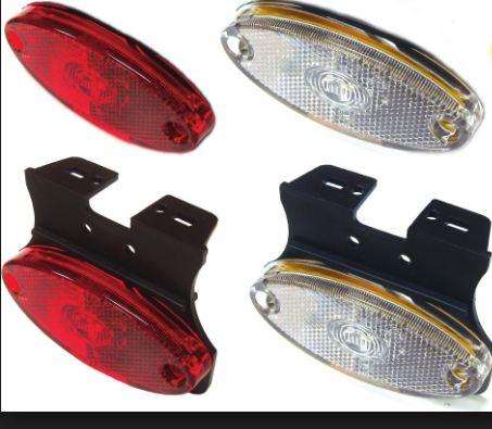LAP 26258 Series Side Marker Lamp