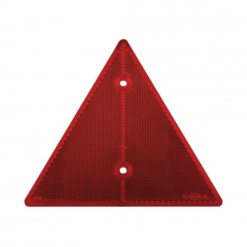 LED Autolamps 155 series triangle reflector
