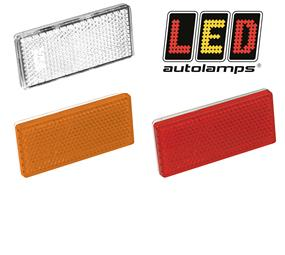 LED Autolamps 7030 series reflector