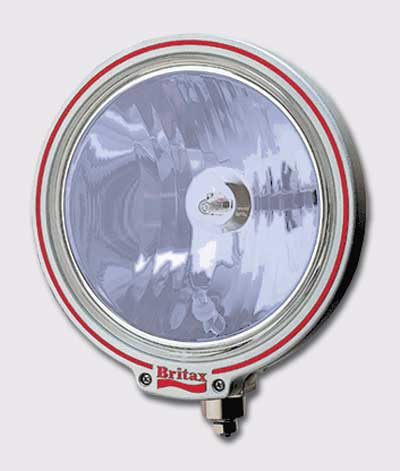 "Replacement Lens 9"" Driving Lamp"