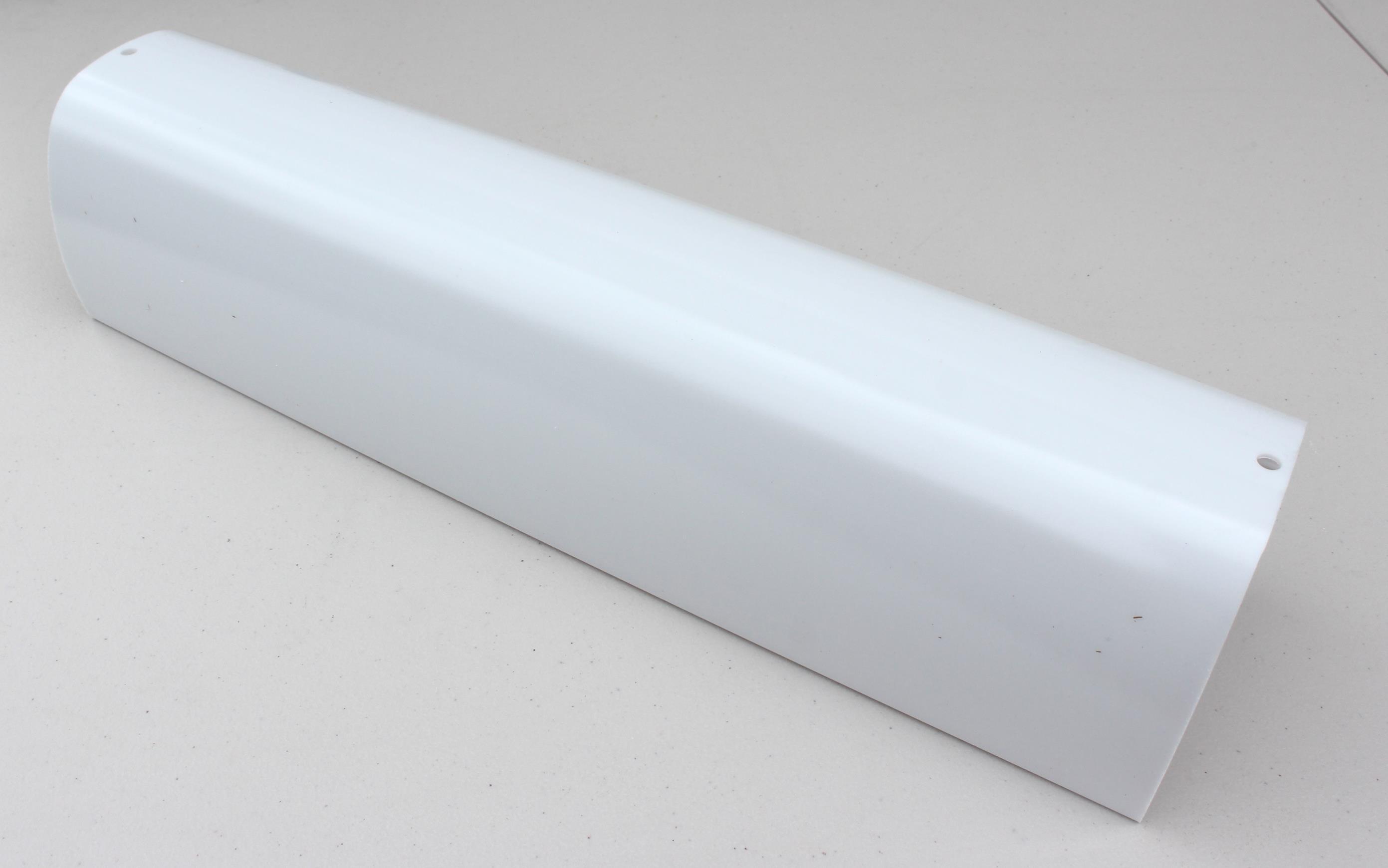 Britax white centre lens section