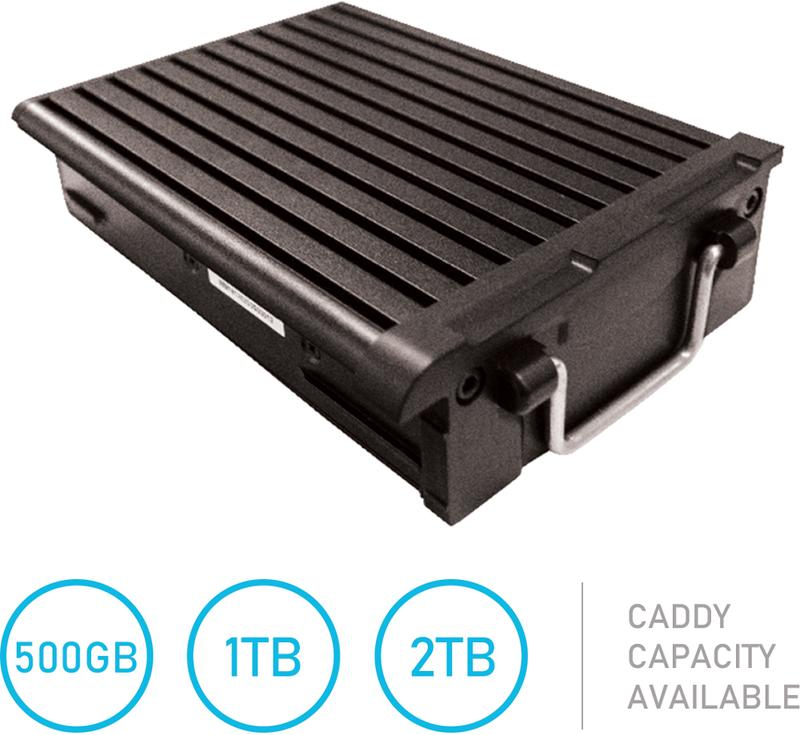 12 Channel DVR Caddy