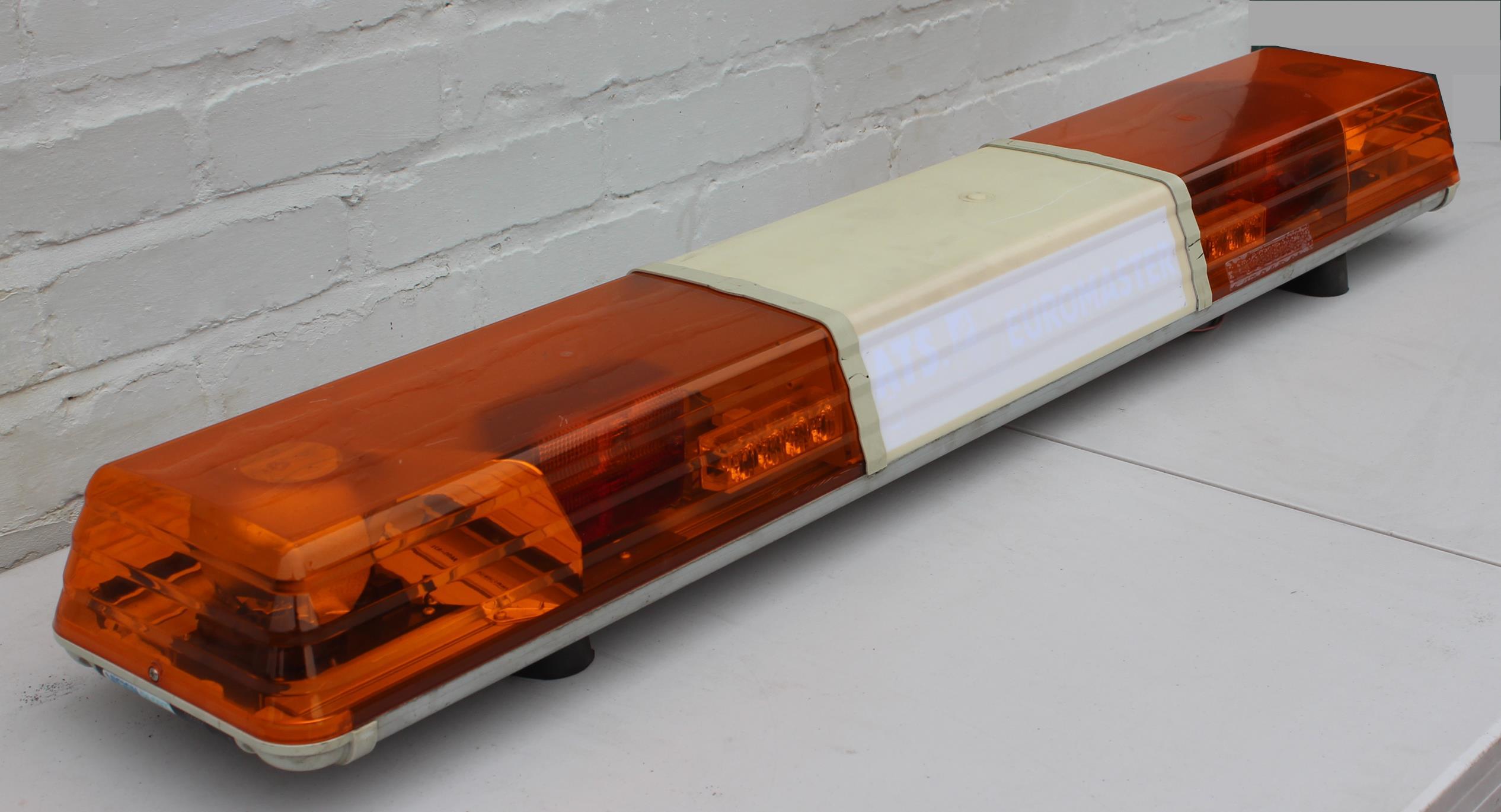 """48"""" Rotator/LED lightbar by Vision Alert"""